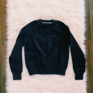☆2/$50☆ tommy hilfiger | knitted sweater crew neck
